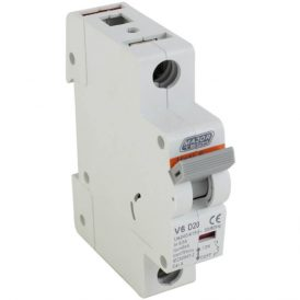 20A 3Ka Single Pole MCB (D Curve) 12