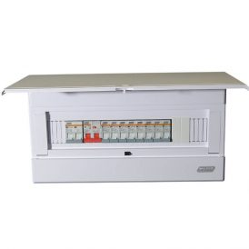 18 Way Distribution Board (Flush Mount) 11