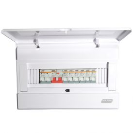 12 Way Distribution Board (Flush Mount) 13