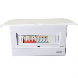 12 Way Distribution Board (Surface Mount) 4