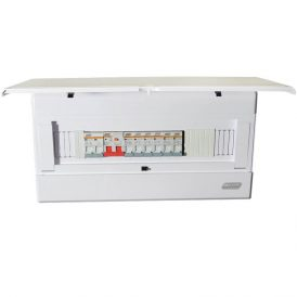 15 Way Distribution Board (Flush Mount) 14