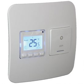 Digital Thermostat with Isolator Switch 5