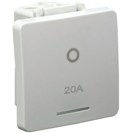 20A Double Pole Switch (2 Module) 2
