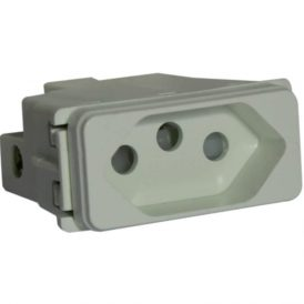 16A V-Slim 3 Pin Socket Outlet 2