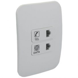 Telephone and Data Socket Outlet 6