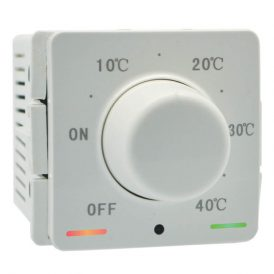 3000W / 13A Non-Programmable Rotary Thermostat 3