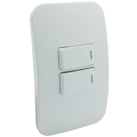 Two Lever One-Way Switch 1