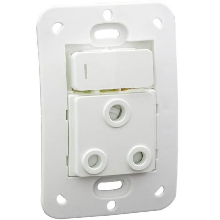 Single 16A RSA Socket Outlet 1