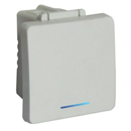 Bell Press Switch (2 Module) with Locator 1