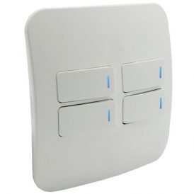 Four Lever One-Way Switch with Locator 8