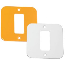 One Single Module Cover Plate 3