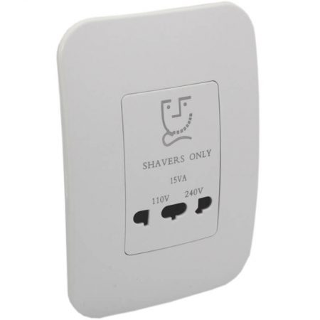 Shaver Socket Outlet 1