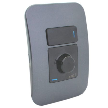 Rotary Dimmer with Locator Switch 1