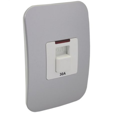 30A Double Pole Isolator with Indicator 1