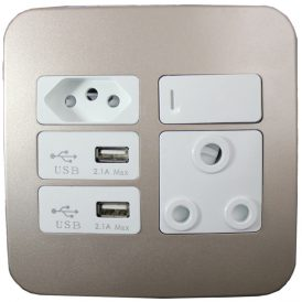 USB2 Socket Combination 2