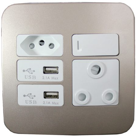 USB2 Socket Combination 1