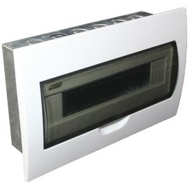 15 Way Flush Mount Board With Galvanised Steel Tray 6