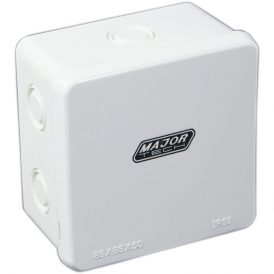Junction Boxes with Knock Outs (85mm x 85mm x 50mm) 5