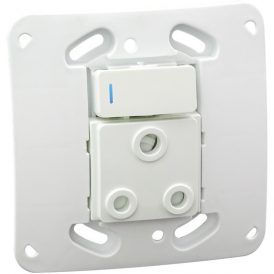 Single RSA Socket Outlet with Indicator 9