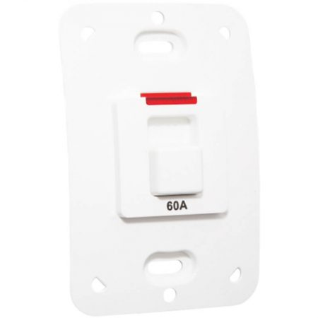 60A Triple Pole Isolator With Indicator 1