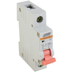 100A Single Pole Isolator 3