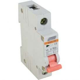 80A Single Pole Isolator 15