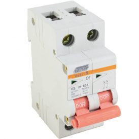63A Double Pole Isolator 9